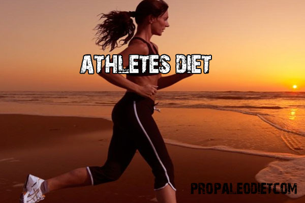 5 Stages of Athletes Diet