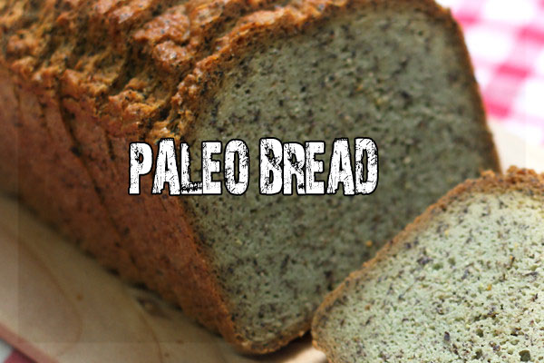 Making paleo bread