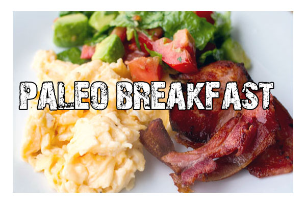 Types of paleo breakfast