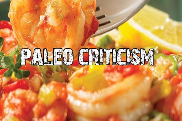 Paleo Criticism