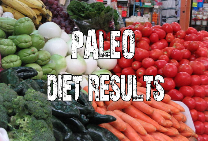 Results of Paleo Diet