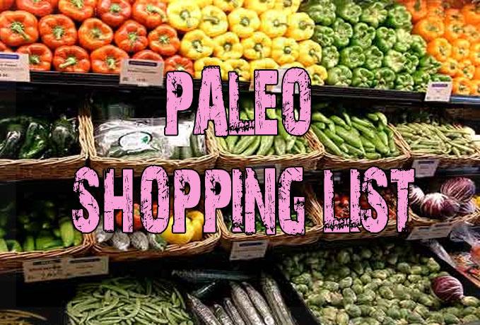paleo-shopping-list